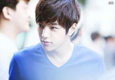 Myungsoo (L) [Infinite] Kim Myungsoo, L Infinite, Master's Sun, Flower Boys, Cute Korean, Btob, Vixx, Dimples, Seventeen