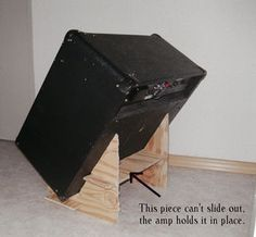 Picture of Step 4 - Place Amp in Stand.