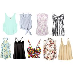 Summer tops for the hourglass body shape Hourglass Outfits, Hourglass Fashion, Summer Wear, Summer Outfits, Casual Outfits, Styled By Susie, Hourglass Body Shape, Fashion Ideas, Fashion Outfits