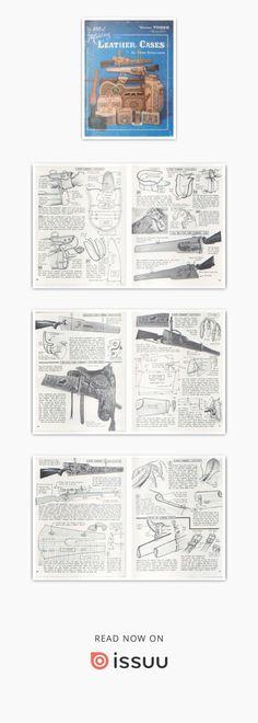 Autentico libro de consulta para la elaboracion de objetos de cuero
