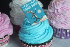 Edible Cake Garnish Dr Seuss Books - Little Hope Cakes LLC by LITTLEHOPECAKES on Etsy https://www.etsy.com/listing/156012161/edible-cake-garnish-dr-seuss-books
