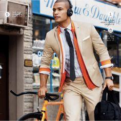 Love the jacket & bag! Totes adorbs