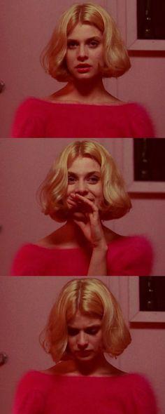 The Pink Edit // Pink babe. Film Aesthetic, Red Aesthetic, Wim Wenders Film, Nastassja Kinski, Film Inspiration, Film Stills, Film Movie, Film Photography, Short Film