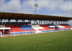 Estádio Albino Turbay - Cianorte (PR) - Capacidade: 1,7 mil - Clube: Cianorte
