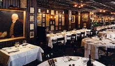 Keen's Steakhouse NY since 1885