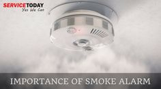 Why You Must Install Smoke Alarm at Your Place. #smoke #alarm #electrician #electrical #fire #Melbourne #Australia