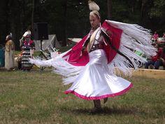 Native American Butterfly Dance !