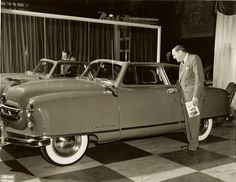 1952 Nash Rambler -- I owned one, but it was in 1964!