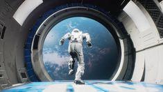 Wallpaper Earth, Planets Wallpaper, Live Wallpaper Iphone, Wallpaper Space, Live Wallpapers, Galaxy Wallpaper, Animation Image Par Image, Astronaut Wallpaper, Photo Voyage