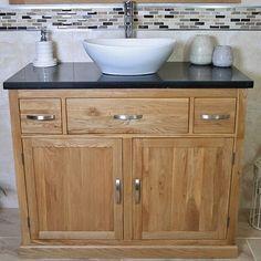 Bathrooms & More Store is a top source of oak bathroom vanity units & more. We have a wide selection of vanity units of all sizes, shapes, & designs. Oak Vanity Unit, Freestanding Vanity Unit, Corner Vanity Unit, Single Vanity Units, Oak Bathroom Vanity, Vanity Basin, Wall Mounted Vanity, Bathroom Furniture, Bathroom Ideas