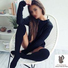 Collezione Vestiti   Πουλόβερ Codice: BLSB Μεγέθη: S-XL Χρώμα: Μαύρη Τιμή: € 22,00 Περιορισμένη ποσότητα Κάνε την παραγγελία σου:  Με μήνυμα στη σελίδα @DonnaEleganteEU  ▪▪▪Αποστολή πανελλαδικά!!!▪▪▪     #DonnaEleganteEU #πουλοβερ #pullover #γυναικεία_μόδα #επιλογές