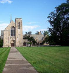 Christ Church in Grosse Pointe, Michigan