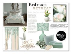 """Upgrade Your Bedroom With $500"" by signaturenails-dstanley ❤ liked on Polyvore featuring interior, interiors, interior design, home, home decor, interior decorating, Ink & Ivy, bedroom and bedroomunder500"
