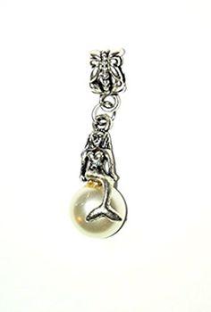 Beads Anhänger Meerjungfrau - Perle weiß Dreamlife http://www.amazon.de/dp/B015T8FV0G/?m=A105NTY4TSU5OS