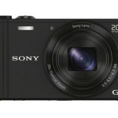 Buy Black Sony Cyber-Shot Compact Camera, HD Optical Zoom, Wi-Fi, NFC, LCD Screen from our Cameras range at John Lewis & Partners. Best Digital Camera, Best Camera, Camera Tips, Video Camera, Wi Fi, Cameras Nikon, Sony Camera, Camera Case, Still Camera