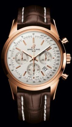 Breitling Transocean Caliber 01 Limited Edition, 43mm case, sapphire crystal display back