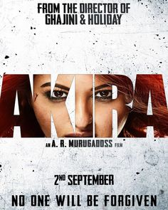 Sonakshi Sinha next upcoming Bollywood movie is Akira. Watch Here Akira movie Official Poster featuring Sonakshi Sinha   Akira movie Release Date in india