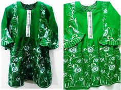 Baby Girl Frocks, Frocks For Girls, Herbal Store, August Baby, Frock Design, Kurti, Stitching, Kimono Top, Blouse