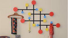 Piet Mondrian, Bauhaus, Photos, Interior, Artists, Design, Coat Stands, Color, Pictures