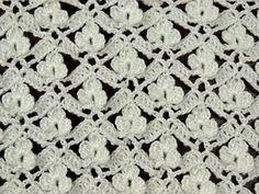 Crochet: Flores de 3 Petalos