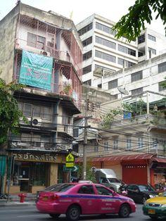 Bangkok Streets.