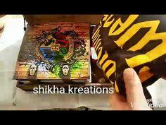 shikha kreations - YouTube Harry Potter Scrapbook, Wands, The Creator, Trunks, Best Gifts, Youtube, Drift Wood, Walls, Tree Trunks