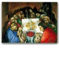 The Last Supper  Sieger Koder