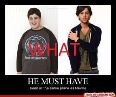 I <3 Josh and Neville.