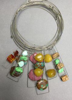 Ladder Necklaces TAKARA DESIGNS
