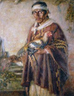"""Cesáreo Bernaldo de Quirós   """"El embrujador""""   1919"""