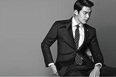 Choose the Korean eyebrow champion: T.O.P. or Kim Woo Bin?