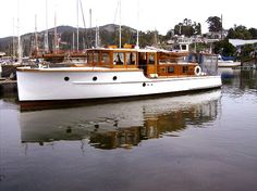 Classic motor boats #classicmotorboats