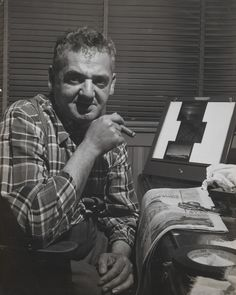 Weegee was the pseudonym of Arthur Fellig (1899 –1968), photographer, photojournalist, known for his stark black & white street photography. He worked in the Lower East Side of New York City as a press photographer during the 1930s- '40s, and developed his signature style by following & documenting the city's emergency services. Much of his work depicted realistic scenes of urban life, crime, injury and death.