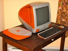 You probably didn't own a computer. If you did, it looked like this and weighed a ton.