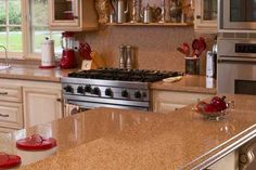 Granite worktops Exeter and Quartz worktops Exeter are arguably both most prominent choices. Quartz worktops are discolor resistant. Quartz worktops have become the fastest expanding and most preferred kind of solid kitchen area Worktops. Kitchen Tops, Granite Kitchen, Cheap Kitchen, New Kitchen, Granite Worktops, Granite Tops, Kitchen Worktops, Granite Suppliers, Elegant Kitchens