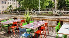 Restaurant L'Epicentre à Genève - avis, prix et réservation