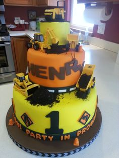 Hunters possible bday cake