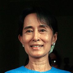 Aung San Suu Kyi Age: 65 