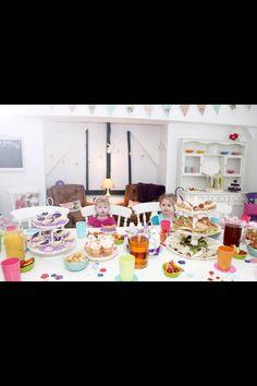 Food fit for princes & princesses!