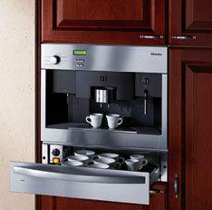 Miele Coffee System it is Miele like Duga has.well similar to Duga's Miele