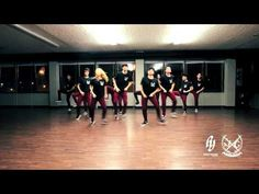 @Amy Hood Gangsta S**t | Choreography by Alexander Chung ft. NXG Company