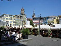 marktplatz stuttgart