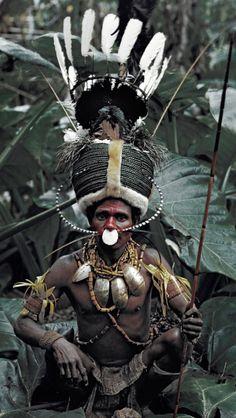 Kalam, New Guinea