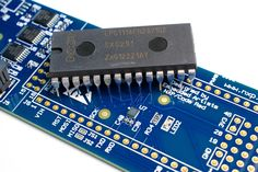 LPC1114(DIP28 package) and LPC1104(2.2mm x 2.3mm)