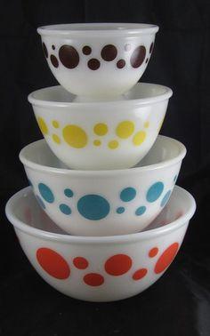 I love this bowl set!