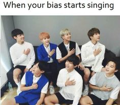 Quand ton bias commence à chanter