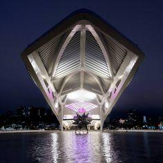 Santiago Calatrava. Museu do Amanhã. Foto: Thales Leite