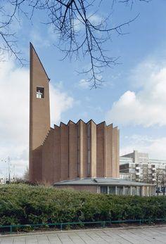 Opstandingskerk - Amterdam - Marius Duintjer