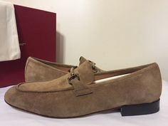Salvatore Ferragamo, Mens Slip On Loafers, Mens Designer Shoes, Casual Shoes, Best Deals, Heels, Shopping, Ebay, Style