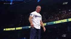 Wwe Survivor Series, Shane Mcmahon, Music, Youtube, Highlights, Mens Tops, Places, Musica, Musik